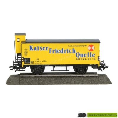"""4890 Märklin Koelwagen """"Kaiser Friedrich Quelle"""""""