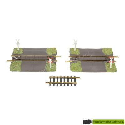 6099 Fleischmann Modelrail Keerlus garnituur
