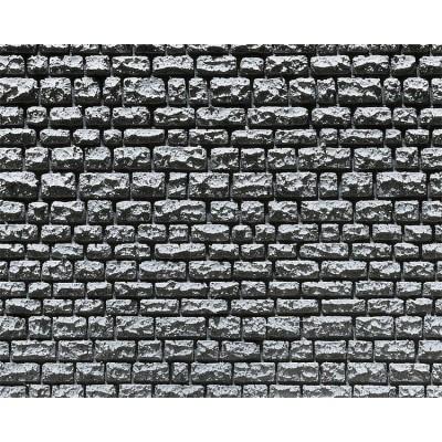 170863 Faller Decorplaat Läufermauerwerk