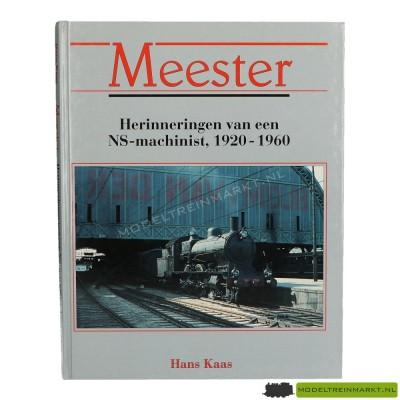 Meester - Hans Kaas