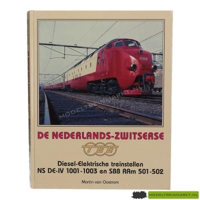 De Nederlands-Zwitserse TEE - Martin van Oostrom