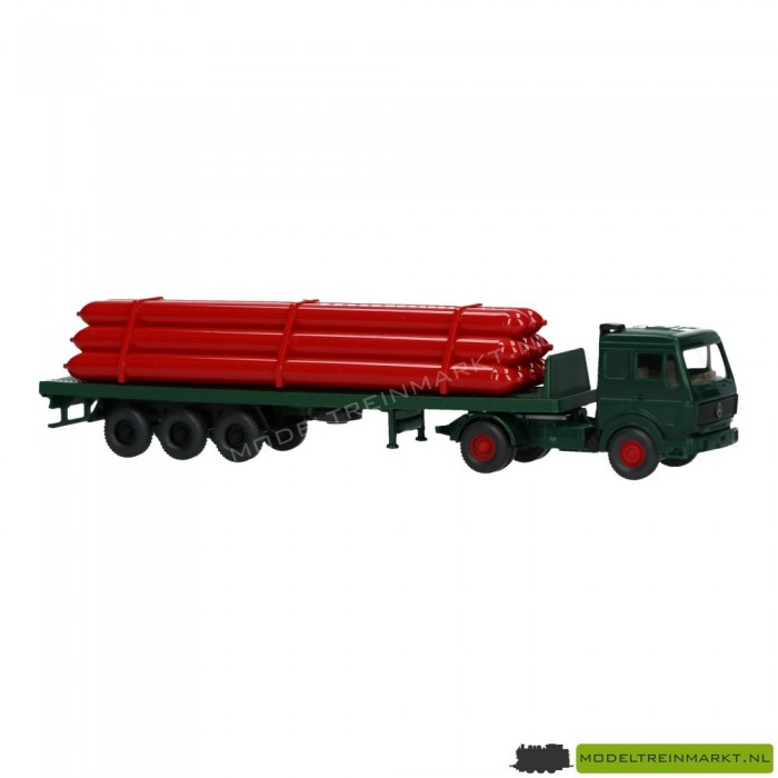 26787 Wiking Volvo gas-transporter FL 10
