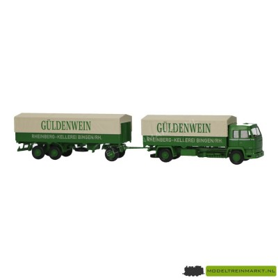 8490540 Wiking Büssing BS 16 L 'Güldenwein'