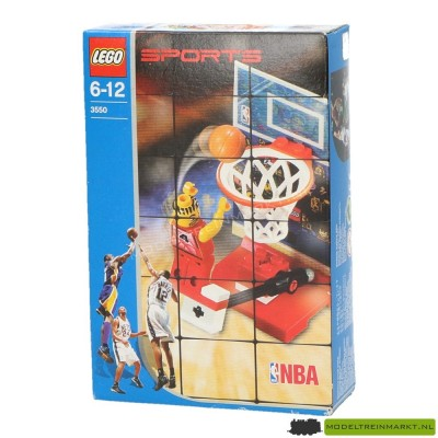 3550 LEGO® sports NBA Jump and shoot