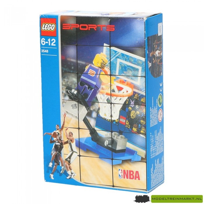 3548 LEGO® sports NBA Slam dunk trainer