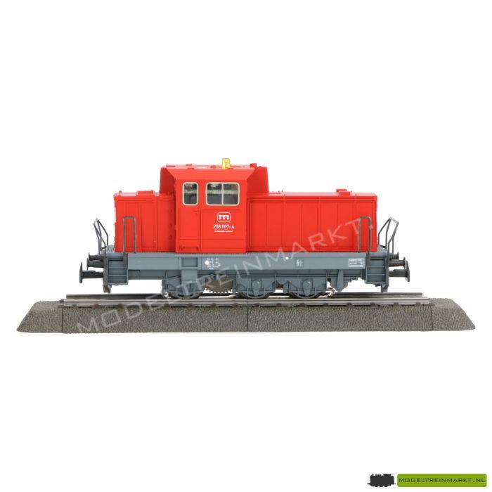 uit set 29852 Märklin Diesellocomotief Henschel DHG 700