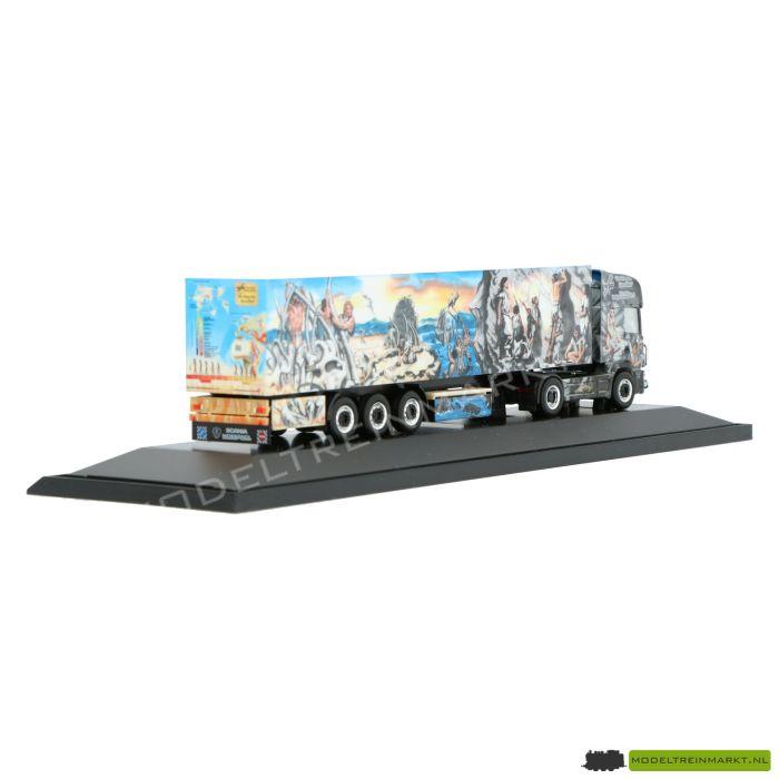 Herpa - Vrachtwagen Scania TL SZ 'Die Wiege der Menschheit'