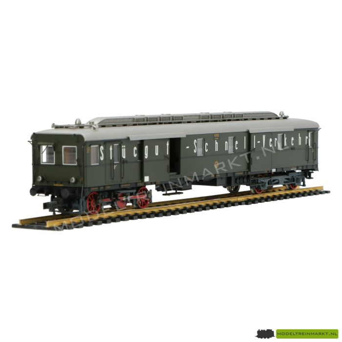 L133031 Liliput H0 dieselmotorrijtuig DR
