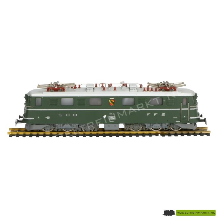 8350 Märklin Elektrische Locomotief serie Re 6/6 van de SBB