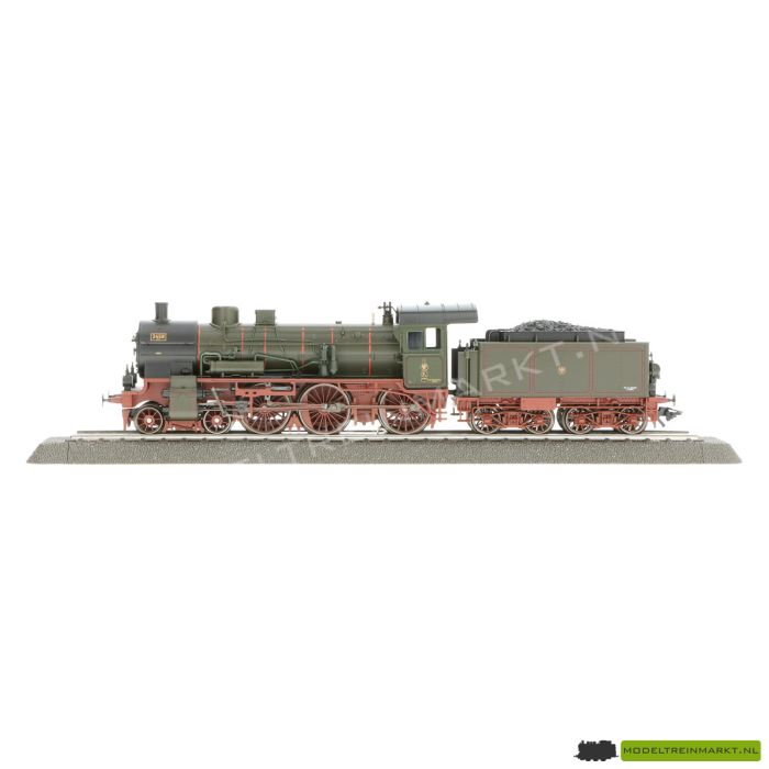 37031 Märklin stoomlocomotief type P8 van de KPEV
