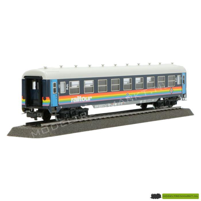 4118 Marklin - Slaapwagen NMBS - BR 51