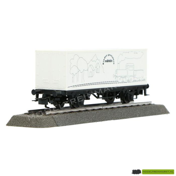 94385 Marklin - Container Wagon om zelf te kleuren
