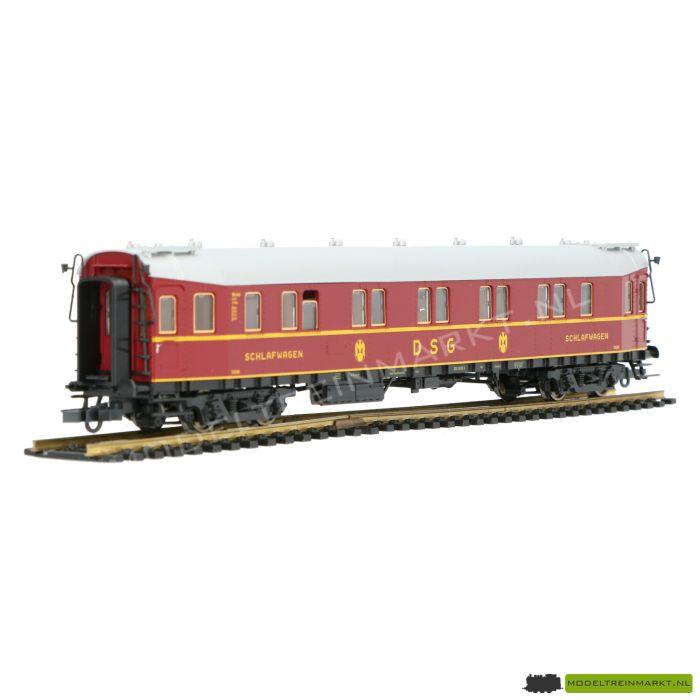 44452 Roco - Slaapwagon DSG