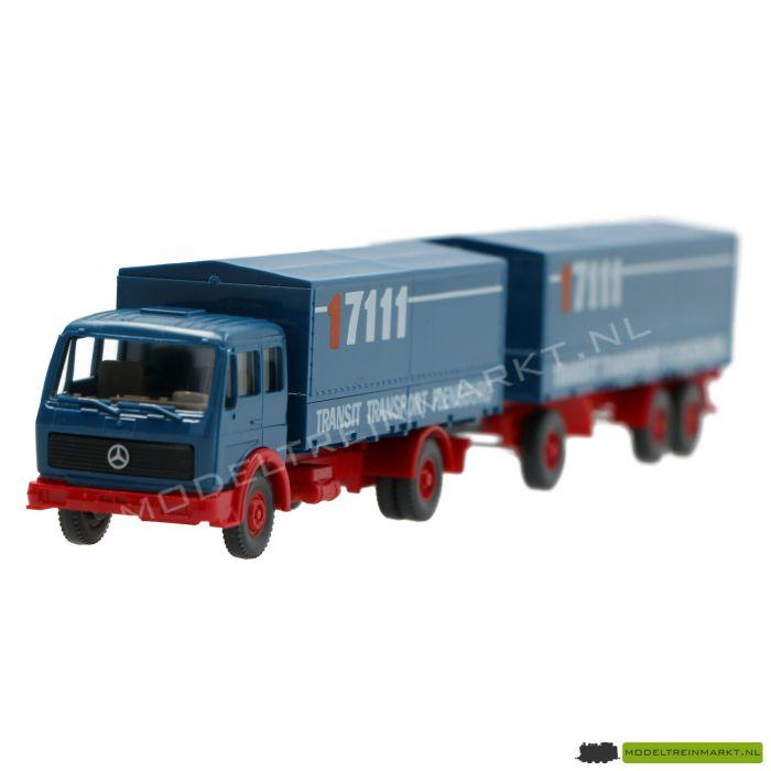 198301 Wiking - 4 Delig Groot Transport Set