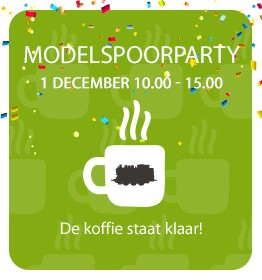 Modelspoorparty